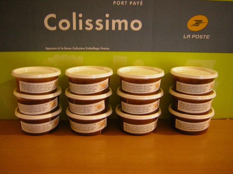 Lots colis futé 10/12/ ou 24 pots